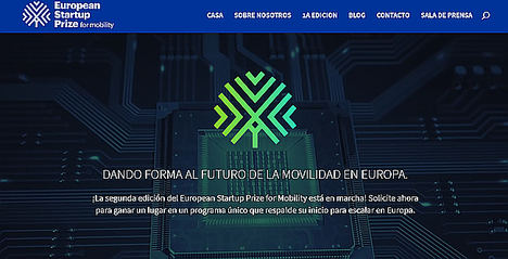 Se abre oficialmente la segunda edición del European Startup Prize for Mobility