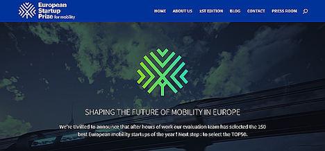 15 Startups Españolas en el Top 150 en la Segunda Edición del European Startup Prize for Mobility