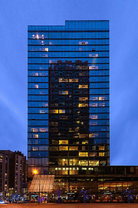 Eurostars Hotel Company incorpora en Chicago su hotel número 200: El Magnificent Mile 4*