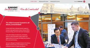 AEFYT y AFEC se convierten en coorganizadores de la cumbre 2018 Eurovent Summit