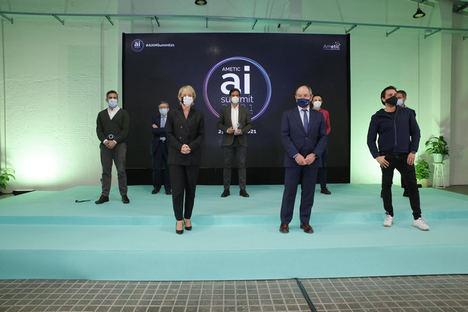 """Carme Artigas clausura el evento de IA de AMETIC y señala a """"la Inteligencia Artificial como la gran oportunidad para la generación de nuevos modelos de negocio y empleos de calidad"""""""