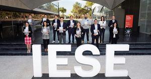 Lanzamiento de nuevo estudio en el 9º Congreso de Innovación Abierta coorganizado por IESE Business School, Acciona y Cardumen Capital en Madrid