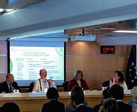 La Comisión Europea y las autoridades españolas inician el diálogo para programar casi 40.000 millones de euros de la Política de Cohesión