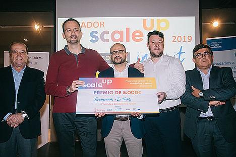 Everycode-InSuit gana el programa europeo Scale UP