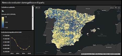 Villarmentero de Campos, el municipio que más población ha perdido en el último año en España: casi un 44%