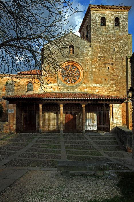 Ex Colegiata de San Cosme y San Damian.