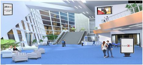 Exhibición virtual de EventXtra lleva los eventos offline a online..