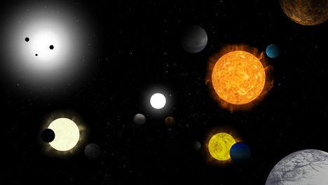 Exoplanet imaginarium.