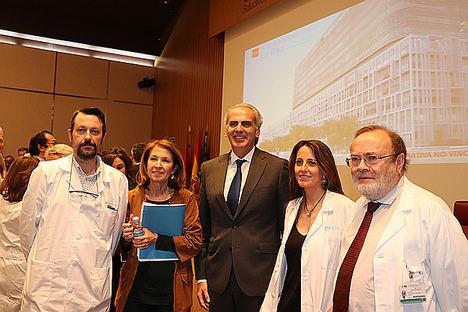 Expertos de diferentes ámbitos compondrán el jurado que elegirá el diseño del Nuevo Hospital La Paz