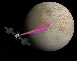Explorador de Lunas Heladas de Júpiter.