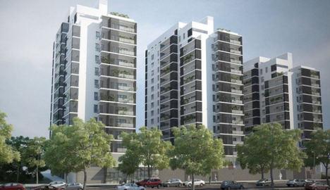 El residencial Célere Magoria en Barcelona obtiene la Calificación Energética A gracias a los materiales de ISOVER