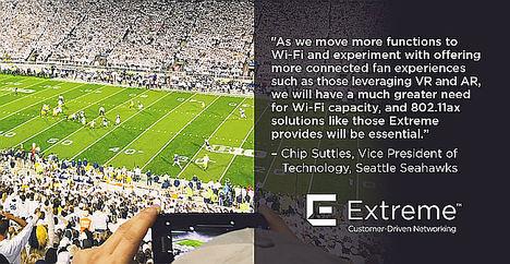 Extreme Networks anuncia sus nuevas soluciones basadas en Wi-Fi 6