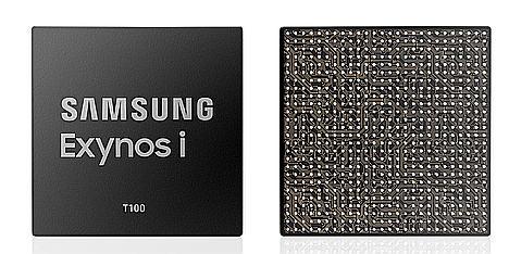 Samsung presenta Exynos i T100 para dispositivos IoT fiables y seguros con  conectividad de corto alcance