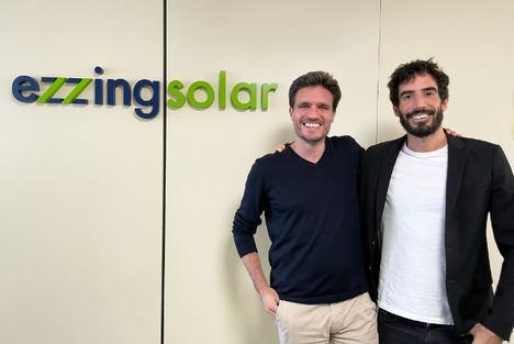 Ezzing Solar impulsa su negocio con una ronda de financiación de 4,5 millones de euros