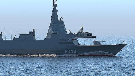 Indra firma con Lockheed Martin un contrato por más de 150 millones de euros para fabricar la antena digital del radar AESA de las fragatas F-110
