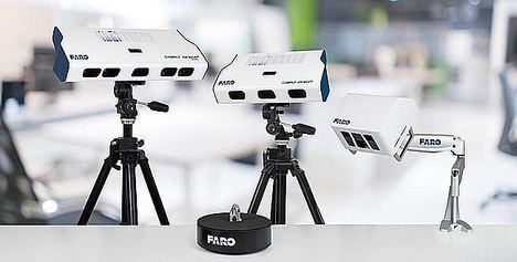 FARO® presenta la nueva solución de escaneo 3D Cobalt DesignTM