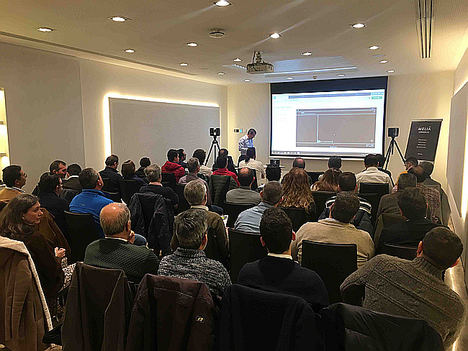 FARO® realiza su primera jornada técnica ''Aplicaciones Laser Scanning para BIM, Arquitectura y Construcción'' en Sevilla