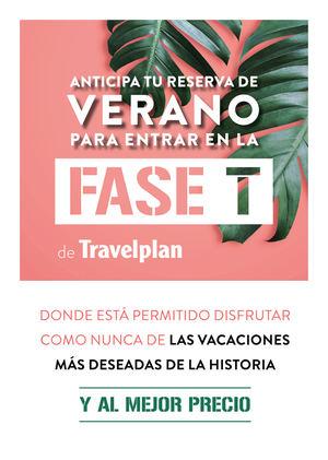 Travelplan lanza su Fase T: hoteles y apartamentos desde 199 euros para reiniciar el turismo en España