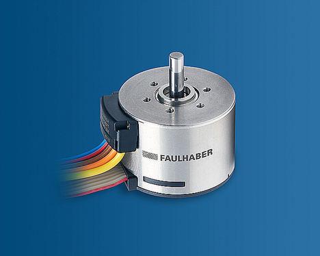 FAULHABER pone en el mercado el codificador integrado para motores planos