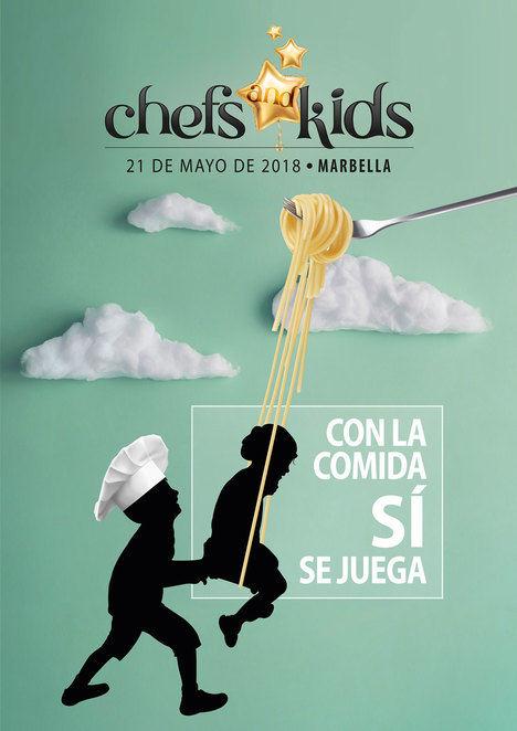 FCA Spain reúne a los mejores chefs y a niños