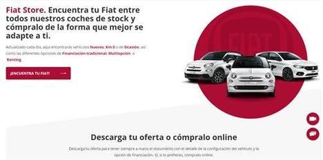Soluciones online de FCA para adquirir un vehículo sin moverte de casa