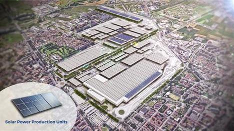 Nuevos proyectos de sostenibilidad consolidan la inversión del FCA en Turin