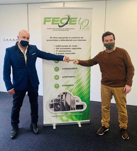FECE incorpora los servicios de seguridad de ADT a la red de tiendas adheridas en España