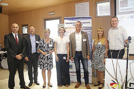 FEDA Madrid presenta en Valencia el primer curso de FP dual en comercio exterior y mayorista de España