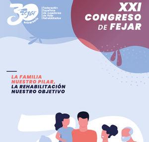 FEJAR realza el valor y el papel de las familias de las personas ludópatas en su XXI Congreso Nacional, organizado en Toledo