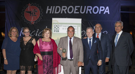 FER concede a Daniel Calleja el premio 'Madre Tierra'