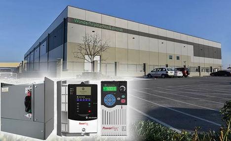Wonderful Pistachios construye una nueva instalación de producción para satisfacer la demanda global