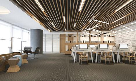 De los 6.5 millones de metros cuadrados de oficinas disponibles en el área metropolitana de Barcelona, se ha contratado un 60% menos que en 2019