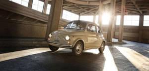 """""""Fiat 500 entra al MoMA"""""""