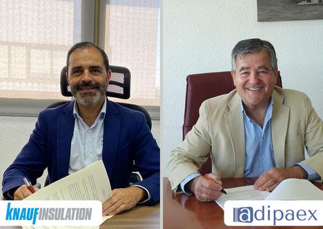 Knauf Insulation se alía con Adipaex para reforzar la posición de los instaladores en la construcción y rehabilitación sostenibles