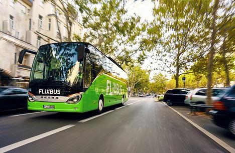 Flixbus, supera el volumen de negocio precovid en España con más de 500.000 asientos en venta este verano