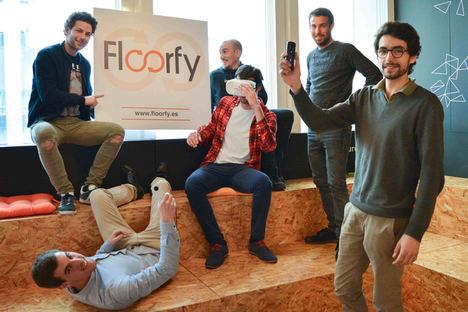 Floorfy, startup participada por Wayra, ayuda a inmobiliarias a seguir activas durante el confinamiento con medio millón de tours 3D