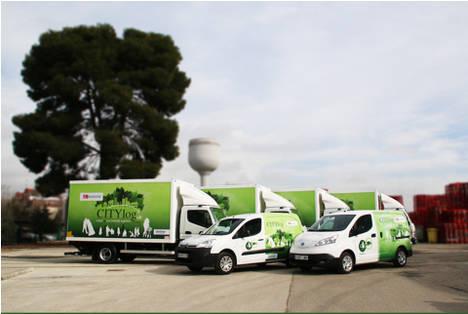 Citylogin distribuye con cero emisiones los productos Sephora en varias ciudades italianas