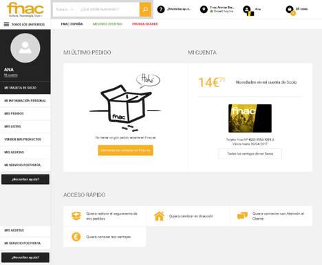Fnac.es se transforma para potenciar la estrategia omnicanal de la marca y mejorar la experiencia del cliente