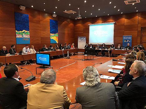 La FOE propicia relaciones comerciales con el Algarve