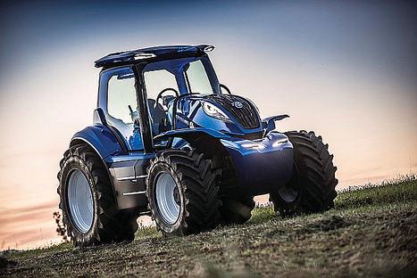 Los motores industriales FPT son la fuerza motriz de los tractores sostenibles y especializados del año 2020