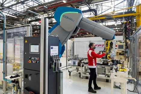En FPT Industrial Factory 4.0 ya es una realidad gracias a la colaboración con Comau