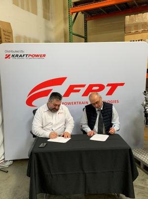FPT Industrial Norteamérica firma con un nuevo socio de distribución para la zona sudeste de los Estados Unidos