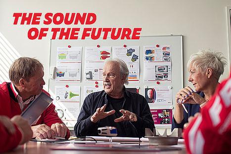 FPT Industrial y Giorgio Moroder se encuentran detrás del tablero de mezclas y más cerca para lanzar el sonido del futuro para la próxima generación de motores
