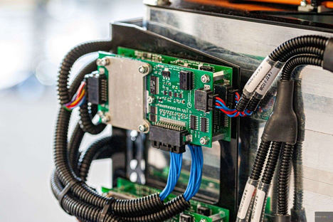 FPT Industrial adquiere tecnología de Potenza para ampliar las capacidades de electrificación