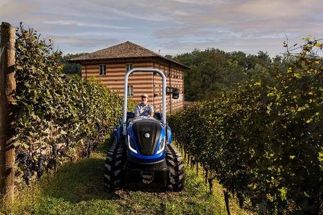 FPT Industrial y Fontanafredda unen fuerzas para la primera cero emisiones del mundo Barolo Wine Vintage