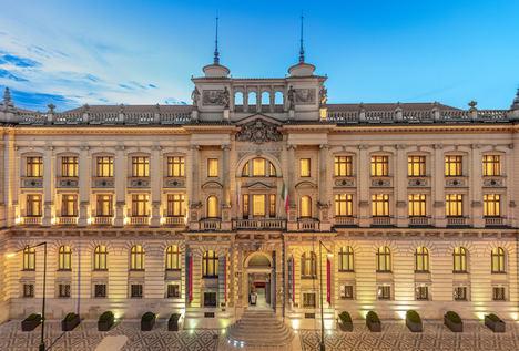 El nuevo hotel de NH Hotel Group en la capital checa: NH Collection Prague Carlo IV, una obra maestra del neorrenacentismo