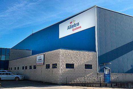 Grupo Alibérico traslada la actividad de Alucoil Systems a unas nuevas instalaciones ubicadas en Miranda de Ebro