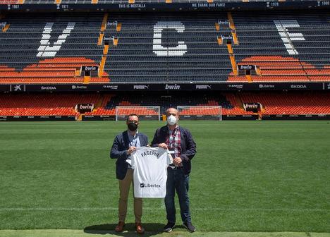 FacePhi entra en el fútbol de élite e implantará acceso biométrico en el estadio del Valencia CF