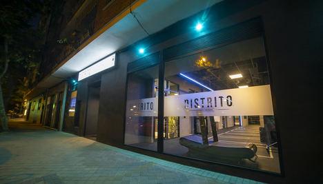 Distrito Estudio inaugura su segundo gimnasio franquiciado en Madrid, dos meses después de la primera apertura