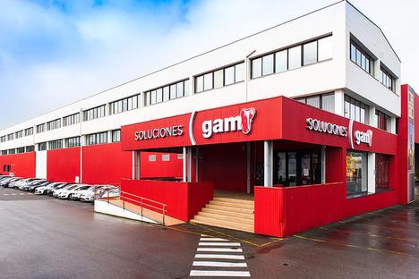 GAM afianza su posición en Portugal con la compra de la división de movimiento de cargas de Ascendum
